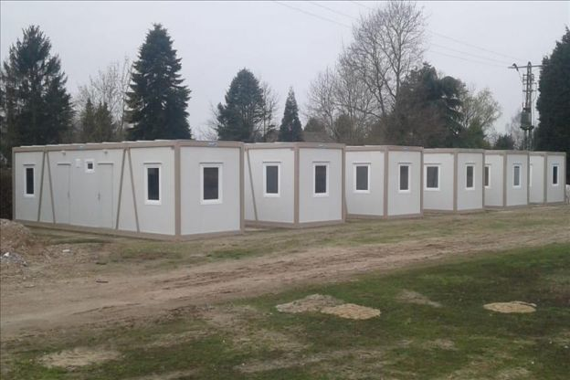 Karmod new generation containers will be used as farmhouses in Germany.