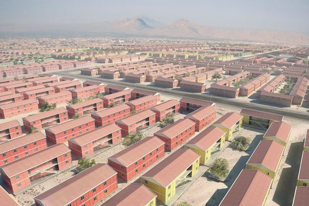 1884 Units of Housing Project-Baghdad and Kut-IRAQ