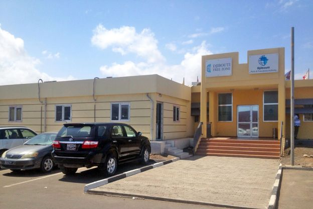 Djibouti Free Trade Zone Office, Djibouti