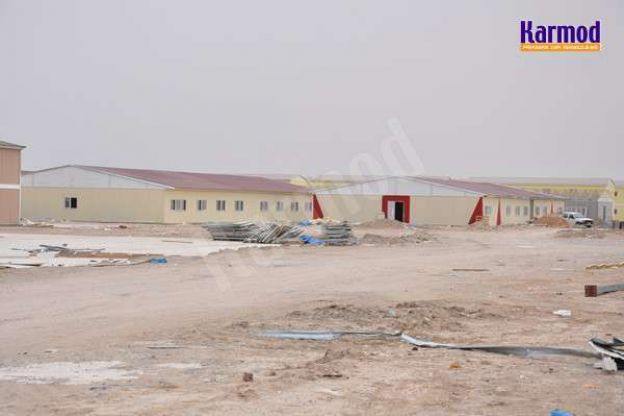 Social Facility Buildings –Baghdad-IRAQ