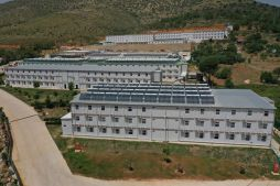 Aprefabricated dormitory building