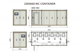 wc container