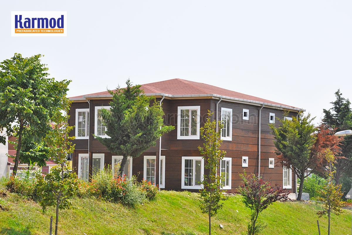 double storey prefab housing project double storey homes method homes unveils their affordable modular elemental