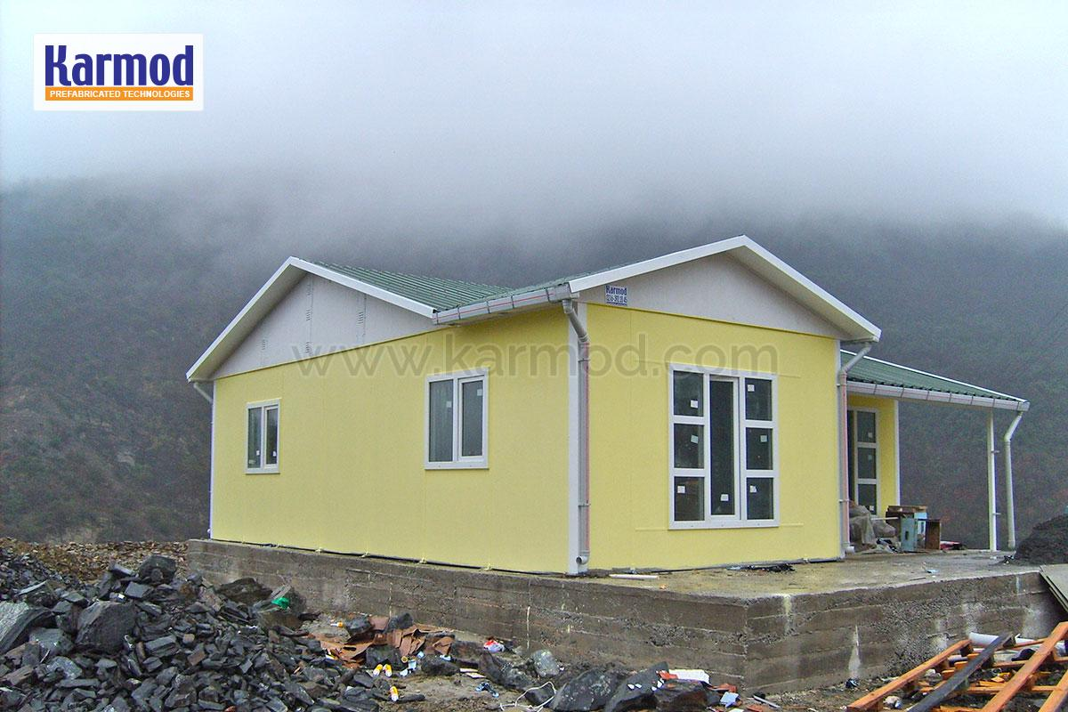 Modular Prefab Homes Project Affordable Manufactured