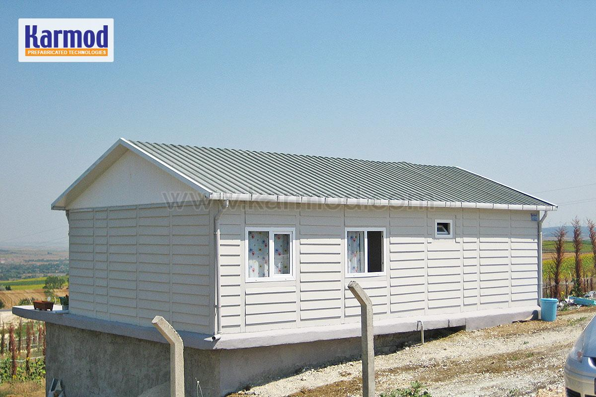 Modular prefab homes project affordable manufactured for Cost of prefab homes