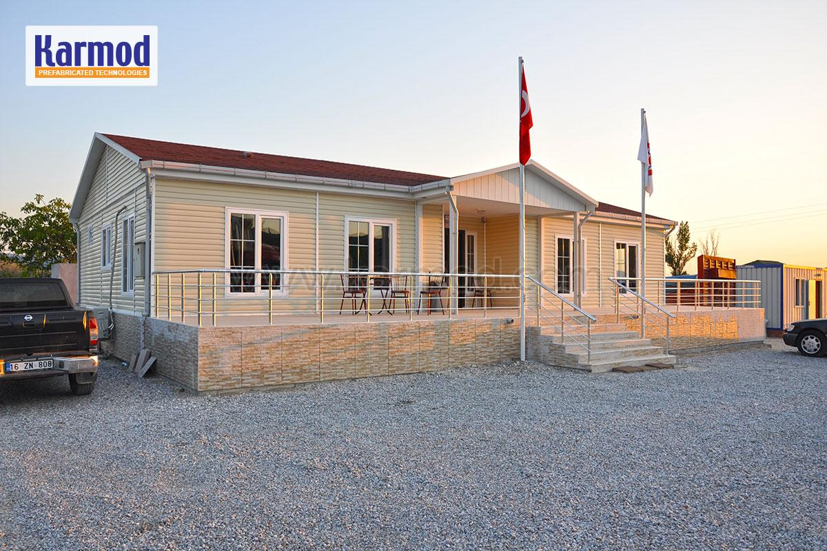 Modular Office Buildings Project Commercial Prefab