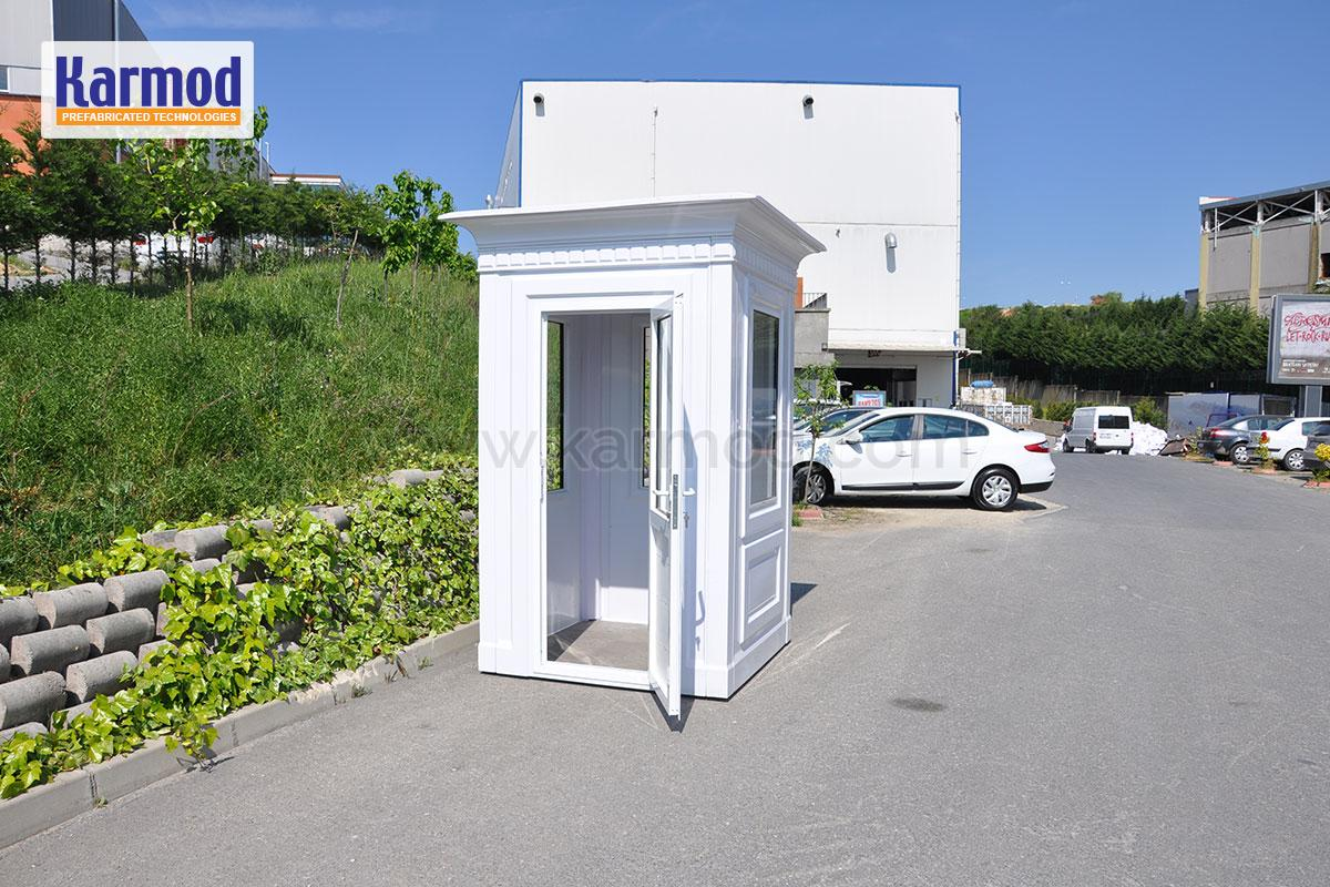 Security Huts Guard Hut Portable Kiosks Cabins
