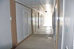 modular container dormitory buildings