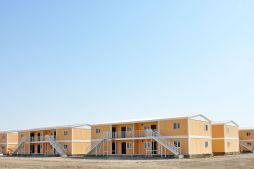 affordable prefabricated social housing