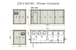container toilets bathrooms