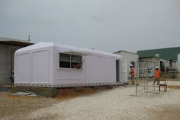 Disaster Relief cabin
