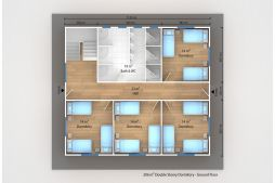Dorm Buildings Plans