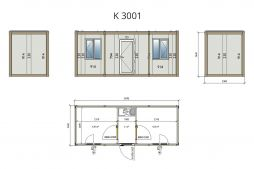 Flat Pack Container Plans