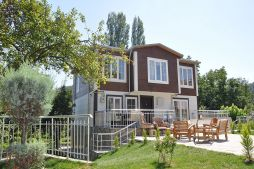prefabricated double-decked home models