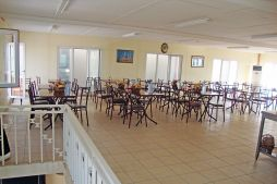 Kitchen Dining Hall buildings