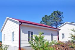 low cost prefabricated social housing