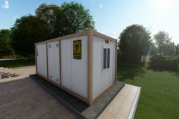 mobile medical containers