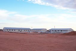 Modular buildings dorms