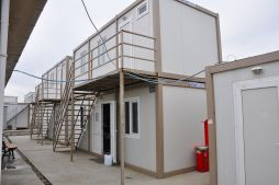 modular Site Container Structures