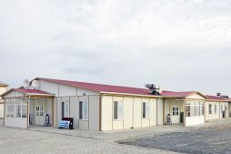 Prefabricated Mess Hall Buildings