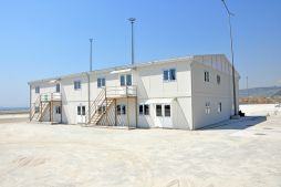 Fibercement Modular Buildings