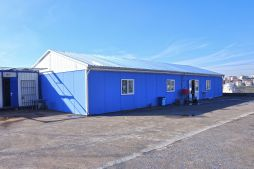 prefabricated construction office