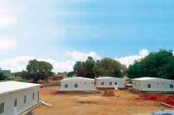 Prefabricated Military Buildings