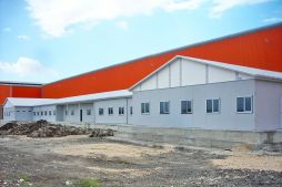 prefabricated modular construction