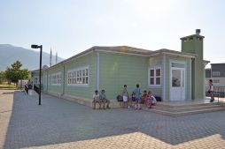 Prefabricated School - Hospital