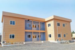 Prefabricated School