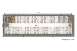 Prefabricated School Plans