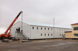 Sandwich Panel Modular Buildings
