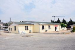 temporary office complexes