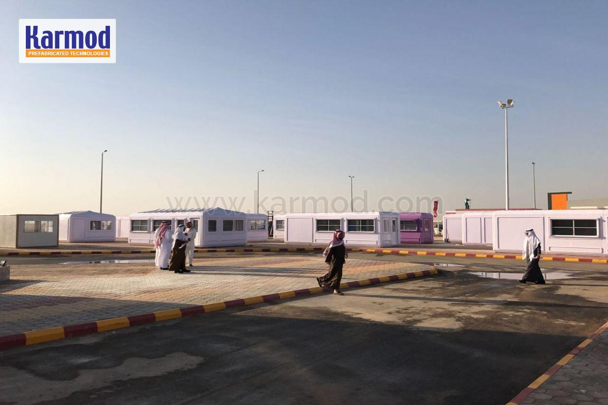 Saudi Prefabricated Houses Factory    Low Cost Housing Construction
