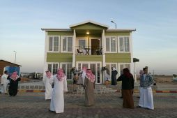 Mecca mass housing and prefab houses for sale