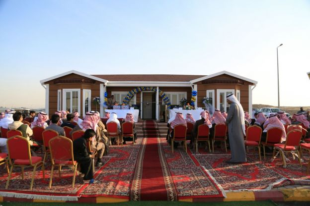 Mecca's housing preferences Karmod Prefabricated Houses